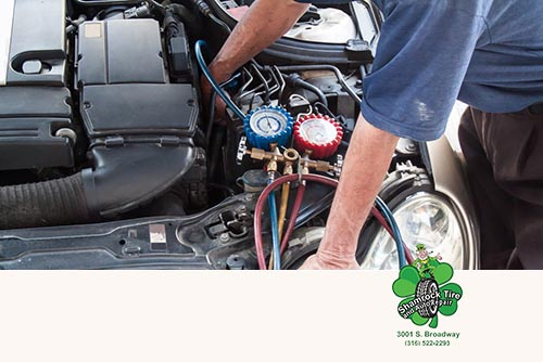 Automobile Air Conditioning What You Need To Know Shamrock Tire