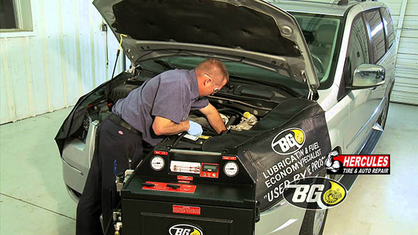 Fuel Induction Service >> Bg Fuel Air Induction Service Wichita Shamrock Tire Auto